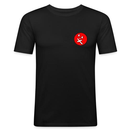 BIGNOSENEWNOBG gif - Men's Slim Fit T-Shirt