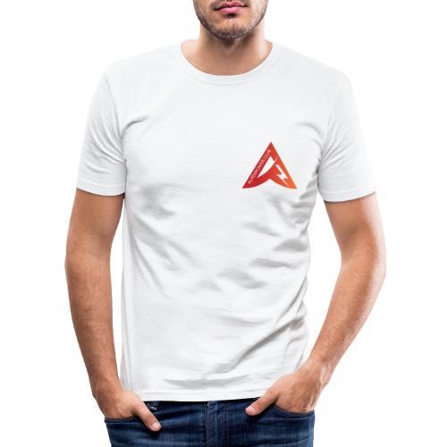 logo alpenpower - Männer Slim Fit T-Shirt