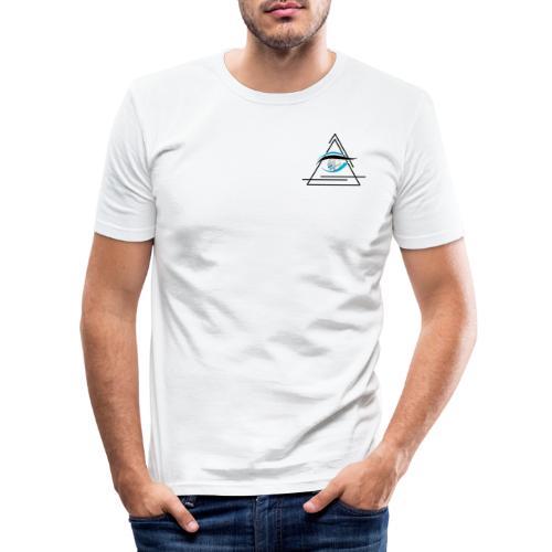 Triangle Edition - T-shirt près du corps Homme