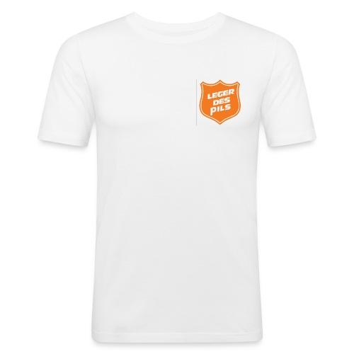 29429 leger des pils png - Mannen slim fit T-shirt
