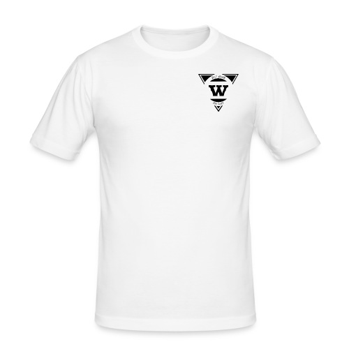 Working In Partnership - Men's Slim Fit T-Shirt