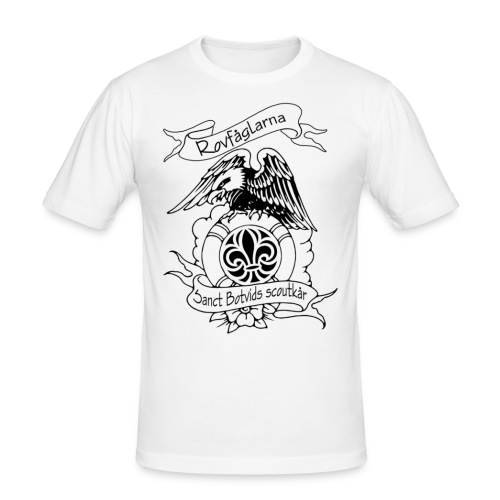 Rovfåglarna - Slim Fit T-shirt herr