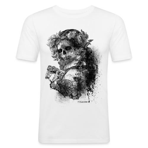 Baby Skull - T-shirt près du corps Homme