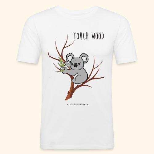 koala's tree - T-shirt près du corps Homme
