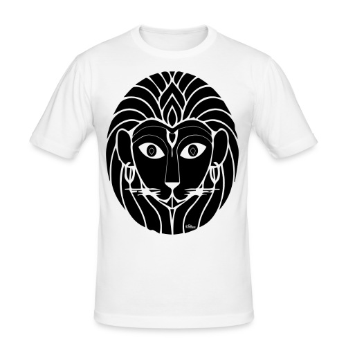 Narasimha T - Men's Slim Fit T-Shirt