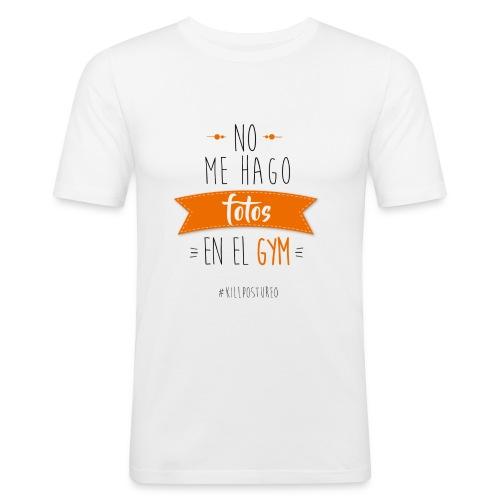 Fotos Gym - Camiseta ajustada hombre