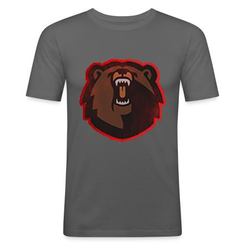T-shirt - FlaxiZ - Herre Slim Fit T-Shirt