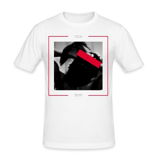 FRESH DEATH - Men's Slim Fit T-Shirt