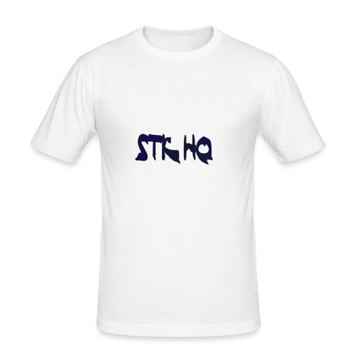stkho1big - Mannen slim fit T-shirt