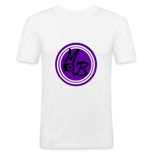 MirandaBos Merch - Mannen slim fit T-shirt