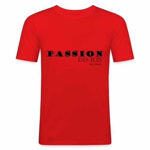 PASSION DES ILES - T-shirt près du corps Homme