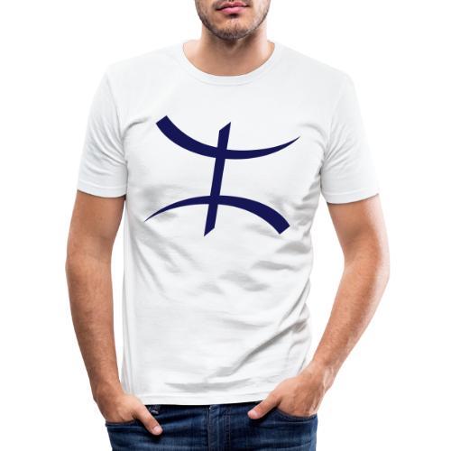 Motif Kabyle - T-shirt près du corps Homme