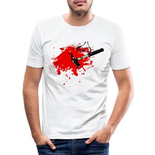 Tatort - Männer Slim Fit T-Shirt