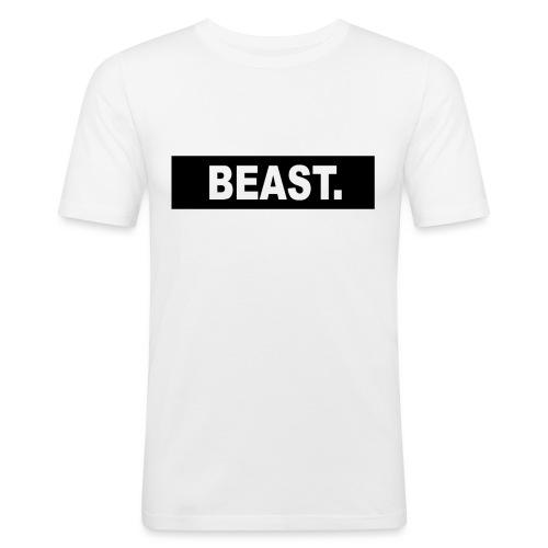 BEAST - Men's Slim Fit T-Shirt