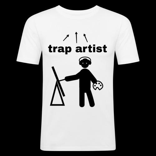 Trap Artist - Camiseta ajustada hombre