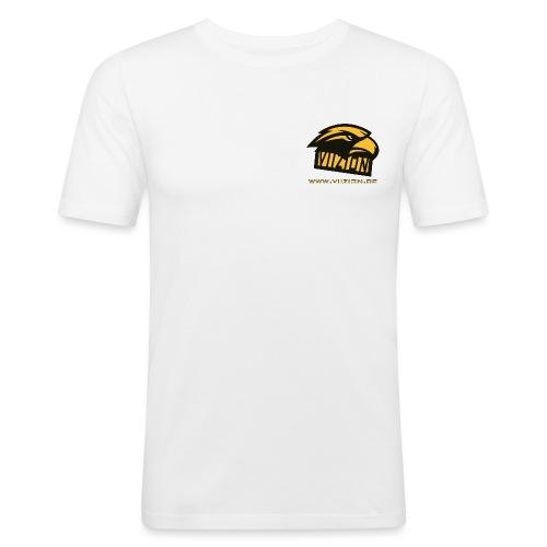 logo link png - Männer Slim Fit T-Shirt