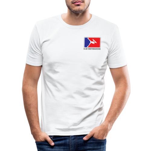 Fast Ball - Men's Slim Fit T-Shirt