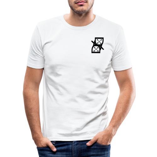 DXDX OG Design - Men's Slim Fit T-Shirt