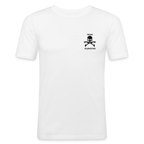 Team Kløvstad 2 - Slim Fit T-skjorte for menn