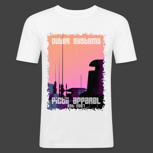 OS - 3B - Men's Slim Fit T-Shirt