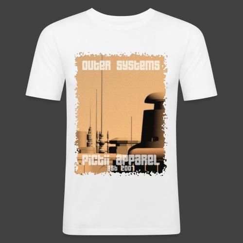 OS - 3A - Men's Slim Fit T-Shirt