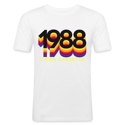 VHS - T-shirt près du corps Homme