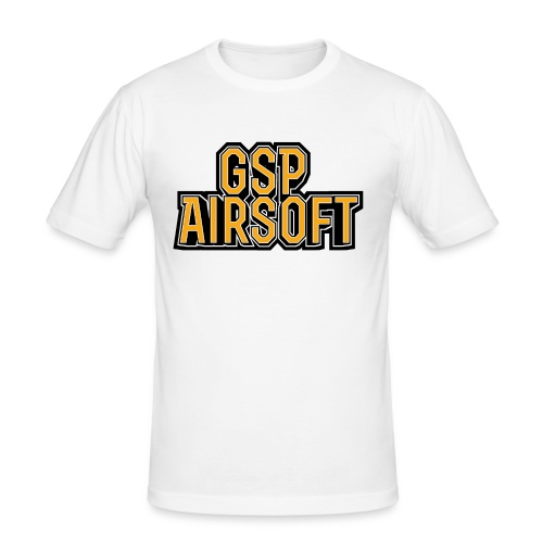 GSP Shirtdesign2 png - Männer Slim Fit T-Shirt