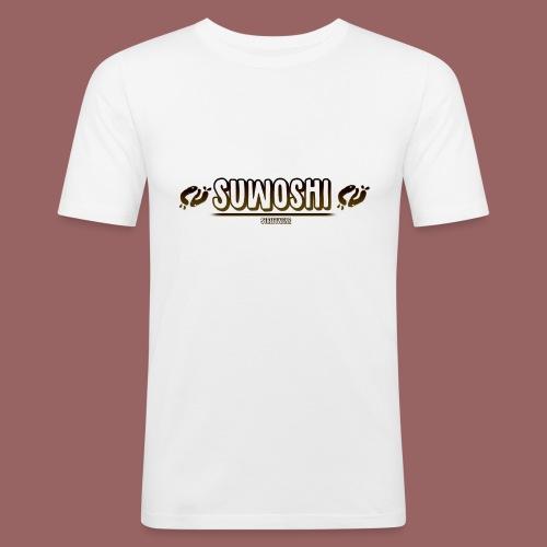 Suwoshi Streetwear - slim fit T-shirt