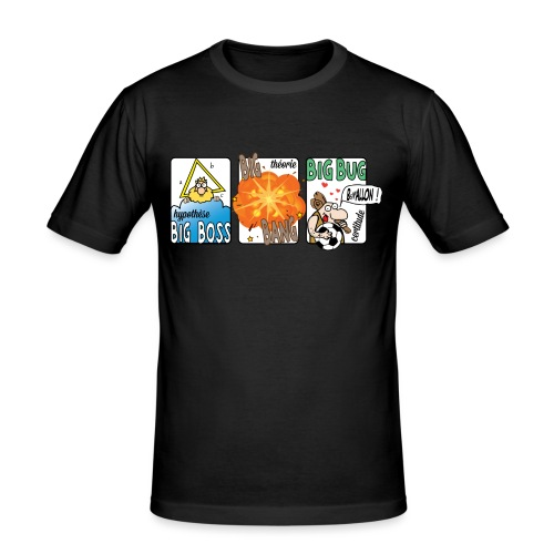big boss big bang big bug - T-shirt près du corps Homme