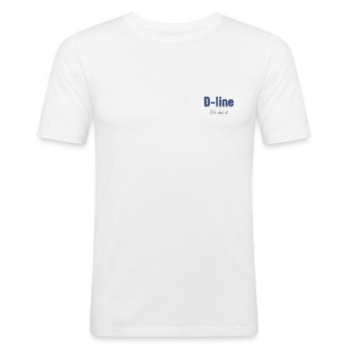 we did it - Camiseta ajustada hombre