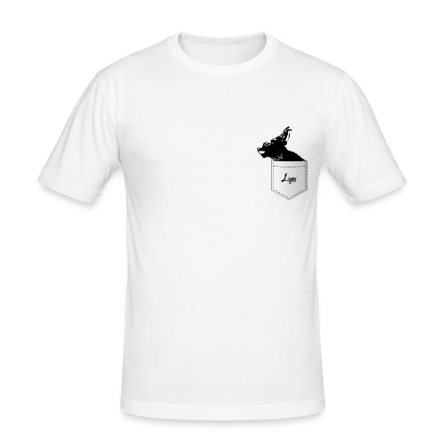 Lynx - Camiseta ajustada hombre