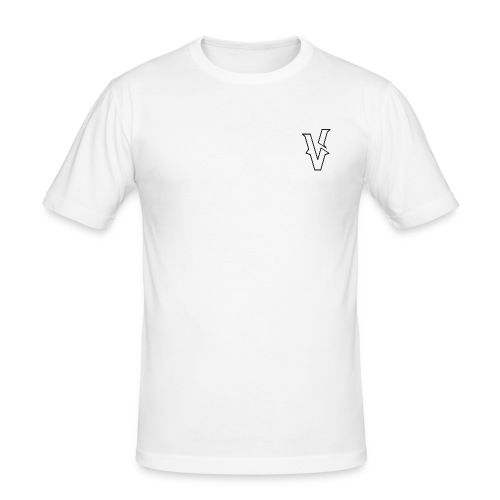 V png - Men's Slim Fit T-Shirt