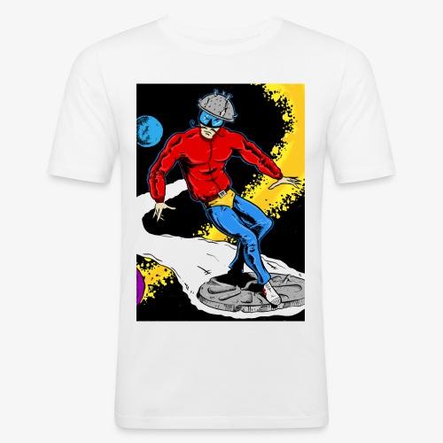 Tunder Cover 1 - Maglietta aderente da uomo