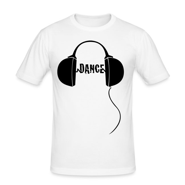 DJ Headphones with dance