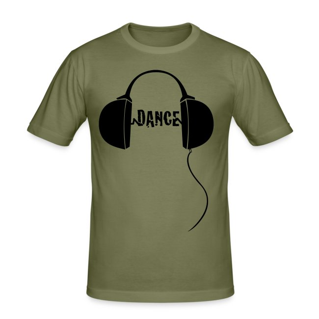DJ Headphones with dance