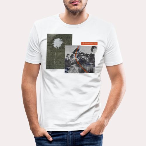 "THE HONEYMOON IS OVER"" VANGSGAARD & WORSOE - Herre Slim Fit T-Shirt"