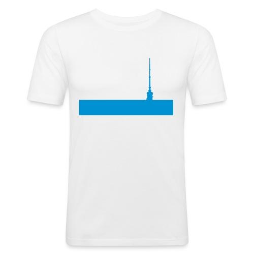 Fernsehturm Berlin - Männer Slim Fit T-Shirt