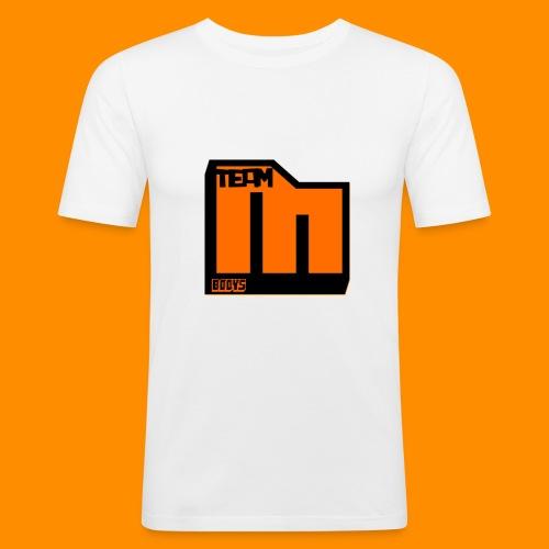 Logga - Slim Fit T-shirt herr