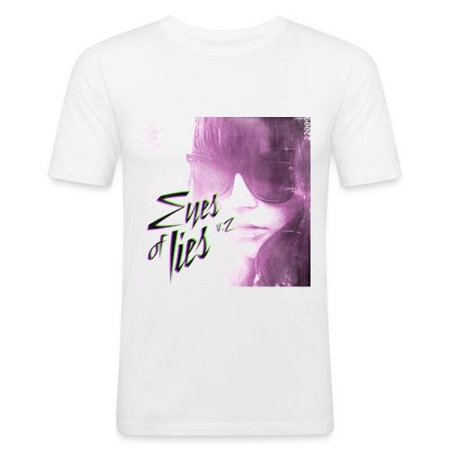 eyse1 - T-shirt près du corps Homme