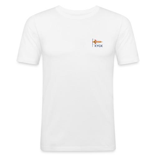 KYCK - classic - Männer Slim Fit T-Shirt