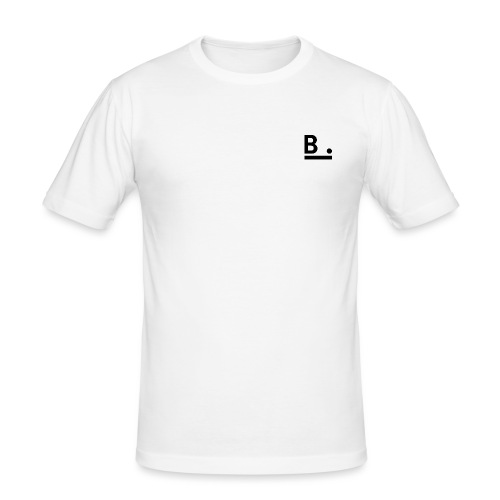 B. Light Side - Men's Slim Fit T-Shirt