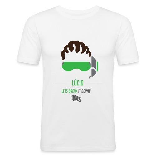Lucio - slim fit T-shirt