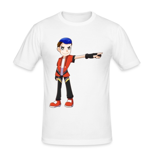 Terrpac - Men's Slim Fit T-Shirt