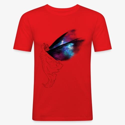 Freedom - Herre Slim Fit T-Shirt