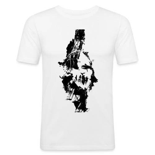 Death Inside - Men's Slim Fit T-Shirt