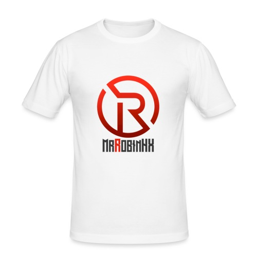 MrRobinhx - Slim Fit T-skjorte for menn