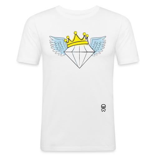 King Diamond Wings - Men's Slim Fit T-Shirt