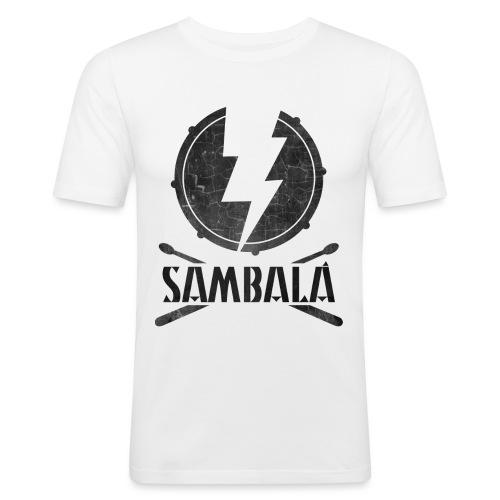 Batucada Sambala - Camiseta ajustada hombre