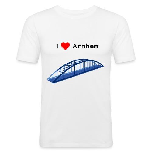 Arnhem, John Frostbrug - slim fit T-shirt