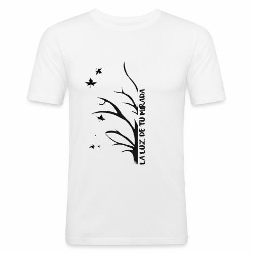 La Luz De Tu Mirada - Camiseta ajustada hombre